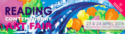 Reading Contemporary Art Fair Logo