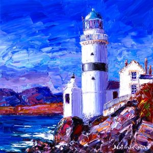 Cloch Point Lighthouse, Firth of Clyde